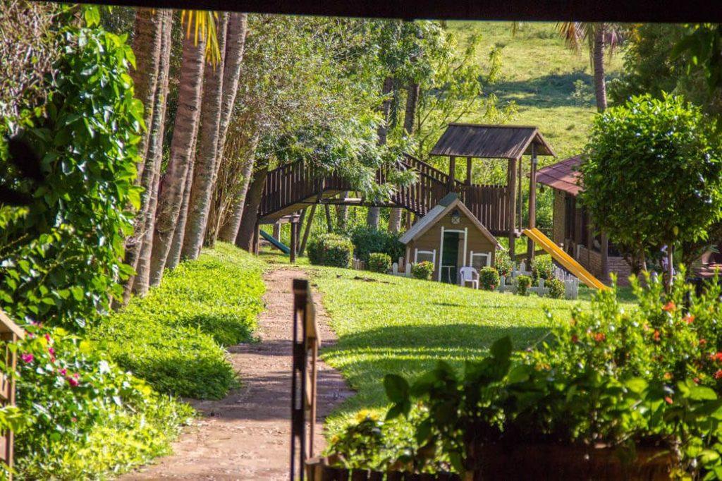Playground Hotel Fazenda Foz do Marinheiro