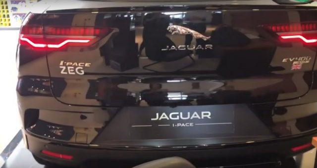 Jaguar i pace 100% elétrico